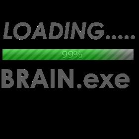 Loading brain.exe