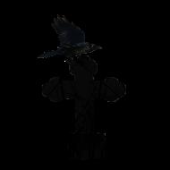 Design ~ Crow On Tomb