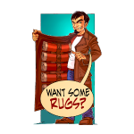 Want some RUGS?