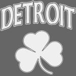 Detroit Irish Shamrock