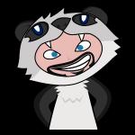 Andriodpanda greenman panda 3k.png
