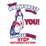 Your Rainforest Needs You