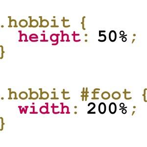 The Hobbit Code
