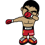 Filipino Dabbing Manny Pacquiao by AiReal Apparel