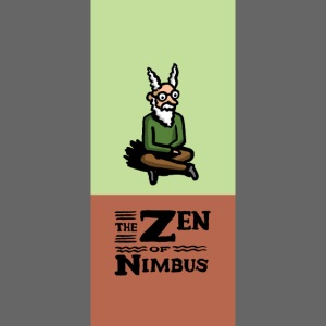 Nimbus and logo full color vertical format