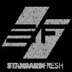SF Logo Cement Print