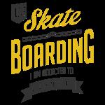 I Love Skateboarding Extreme Sport T-shirt 2