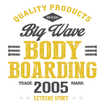 Bodyboarding Extreme Sport T-shirt 2