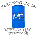 I Love The Smell Of Methanol In The Morning | Men's T-Shirt