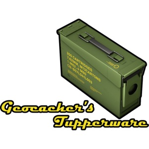 Geocacher's Tupperware