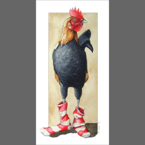 socks on a rooster by opalgryphon jpg