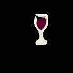 Wine'ing Momma Logo Tee