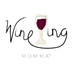 Wine'ing Momma Logo