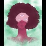 Painted Garnet