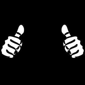 Huge Penis Thumbs Up