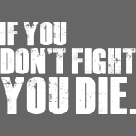 TWD Don't Fight You Die