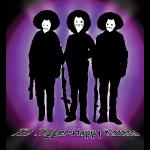 THK B_W Bandidos Silhouette Logo MNE_Wt_Fce Prpl B