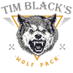 Tim Black Wolf Pack Growl