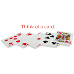 think a card
