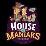 HouseOfManiaks_logo