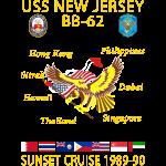 NEW JERSEY SUNSET CRUISE