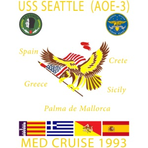 SEATTLE 93 CRUISE