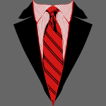 Suit and Tie Tee, Coat and Tie T-shirt