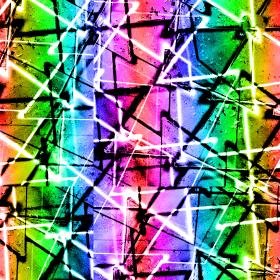 Multicolor Geometric