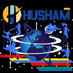 HUSHAM.COM Tshirt design