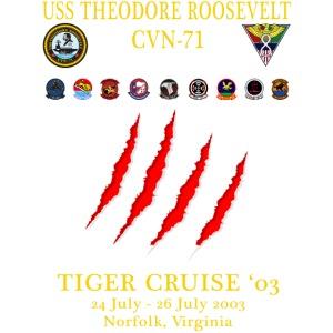 TR 2003 TIGER CRUISE