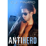 Antihero E-Book Cover