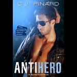 Antihero E-Book Cover