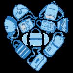 Heart Tee Design 2