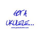 Got A Ukulele Logo