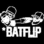 batflip white