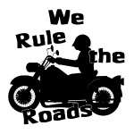 We Rule the Roads (biker)