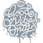 Good vibes paint