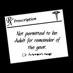 No Adult Script