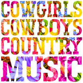 Country Music Flowers