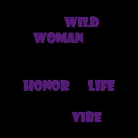 She's Got that Wild Woman, Earth Goddess Vibe