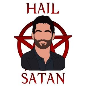 Lucifer Hail Satan