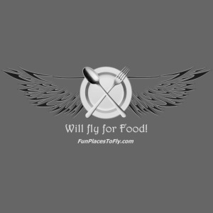 Will Fly For Food