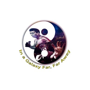 Muhammad ali, Bruce lee,In a galaxy far, far Away