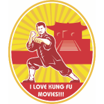 I love Kung Fu movies des