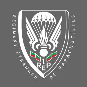 1er REP - Regiment - Badge