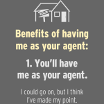 Me = Your Agent