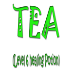 Tea level 6 healing potio