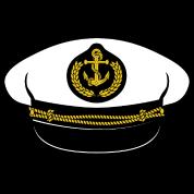 captain hat T-Shirt   Spreadshirt  captain hat T-S...