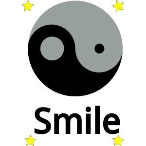 Smile Yin Yang