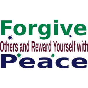 Forgive to get Peace
